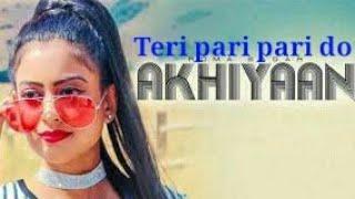 Teri peri peri do aakhiyan full dj remix songs