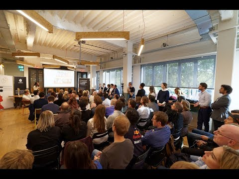 Startup Funding Event - Amsterdam Capital Week 2018 (Full Li