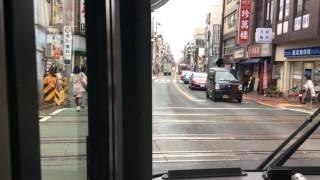 東急バス井03 蒲田駅〜池上営業所間 前面展望