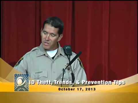 Block Leader Presents... Identity Theft, Trends, and Prevention Tips
