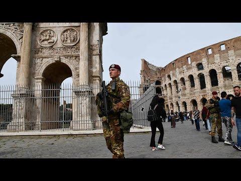 EU leaders to mark Treaty of Rome 60th anniversary