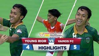 SENGITT! Young Rior VS Vamos FC (4-5) - Highlights ExtraJoss Shake Futsal Profesional