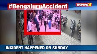 Bengaluru accident: Car rams into pedestrians, 4 seriously injured