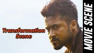 Transformation  Scene - Anjaan | Suriya | Samantha | Vidyut Jamwal | Linguswamy