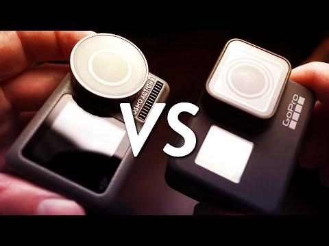 Osmo VS GoPro