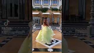 Anushka Sen latest Lehenga video shorts trending song