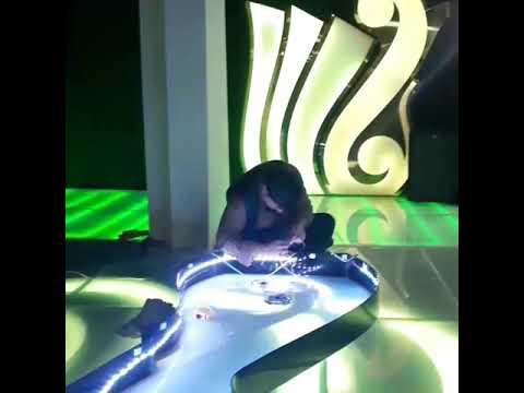 #Scene#Podium#RGB#Led#light#MusicCo Troller#Equalizer#Arduino#instagood#instalike#instadaily#photoof