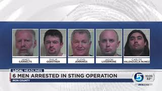 2018 sting announced. Army recruiter among 6 arrested