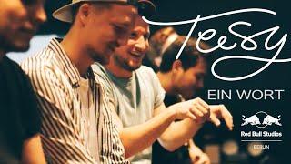 Teesy - 1 Wort | (Livesession |Red Bull Studios Berlin)