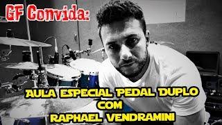 GF CONVIDA traz o grande batera Raphael Vendramini. Raphael vem des...