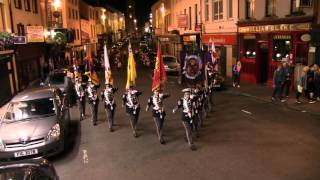 Clogher Protestant Boys FB @ South Fermanagh Loyalists Flute Band Parade 2015