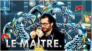 Yu-Gi-Oh : LE MAITRE DES DRAGONS BLANCS + ANNONCES !