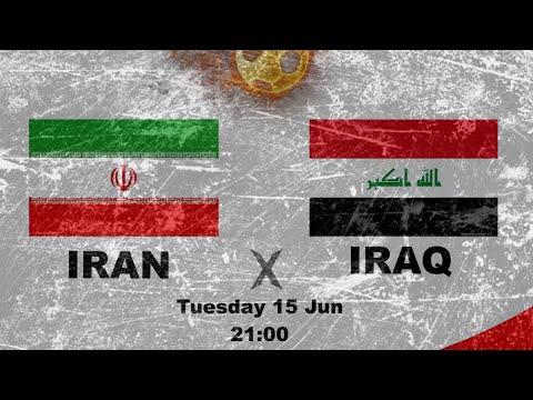 Iran Iraq Goals And Highlights