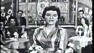 CONNIE FRANCIS: WHOS SORRY NOW? (1958) - LIVE TV YouTube Videos