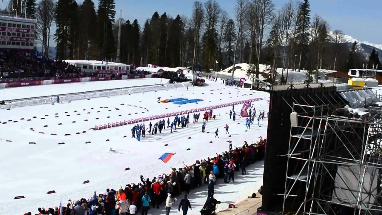 Сочи 2014 лыжные гонки онлайн 50 км гонки на машинах видео играть онлайн бесплатно в игры для мальчиков