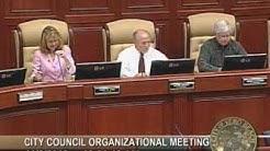CITY OF VERO BEACH CITY COUNCIL ORGANIZATIONAL MEETING 11/08/2013