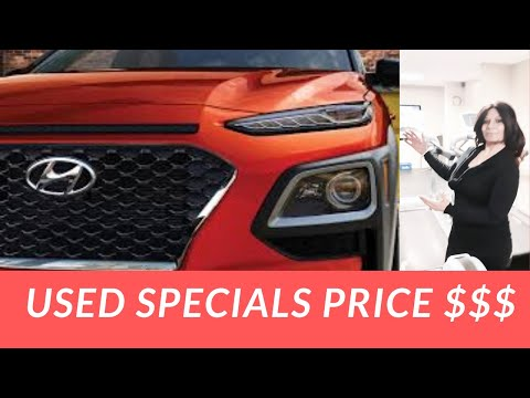 Shopping For Used Car In Canada...Used Hyundai Price By Canadadarshan1000