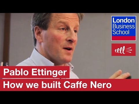 Pablo Ettinger: How we built a retail chain | London Business School
