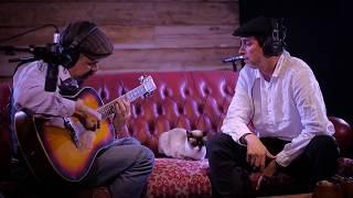 Pirisca Grecco e Pedro Ribas - Re-existir - Ao Vivo no estúdio Caixa de Sons