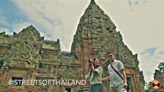 STREETS OF THAILAND -- Travel -- Phanom Rung Historical Park --