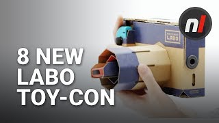 8 Nintendo Labo Toy-Con Nintendo Haven't Properly Announced Yet
