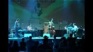 PORTICO QUARTET Live @ ALBA JAZZ may 2012, Alba Iulia/Romania