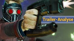 Wer ist Star Lords Vater und wer sind die neuen Guardians?   Trailer Analyse