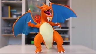 3D Printing a Charizard Pokémon!
