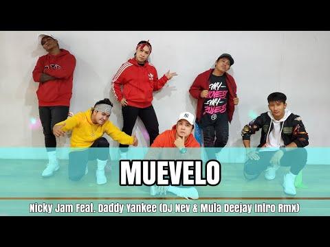 MUEVELO By Nicky Jam Feat. Daddy Yankee (DJ Nev & Mula Deejay Intro Rmx) |SOUTH VIBES|