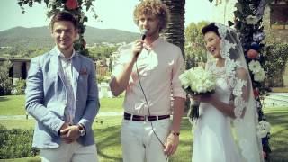 Свадьба в Испании ∞ Адиля и Саша ∞ 7 июля 2013 год