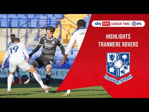 Tranmere Crawley Town Goals And Highlights
