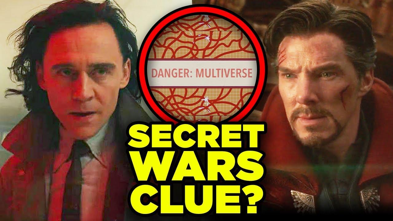 Loki Past Multiverse War: Avengers Secret Wars Coming?