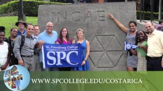 SPC Study Abroad - Costa Rica Business Faculty Message: Rina Coronel