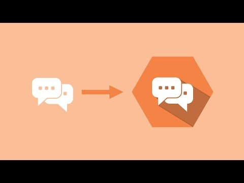 4 Step Tutorial on How to Improve your Flat Design Vector Icons!