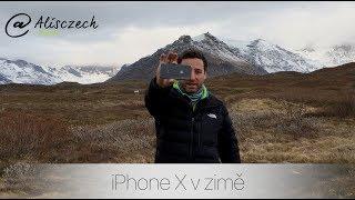 iphone x v zimě alisczech vol 34