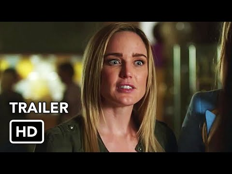 DC's Legends Of Tomorrow Season 5 Trailer #2 (HD)