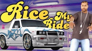RICE MY RIDE