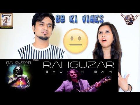 Bhuvan Bam    Rahguzar    Official Music Video    Indian Reaction