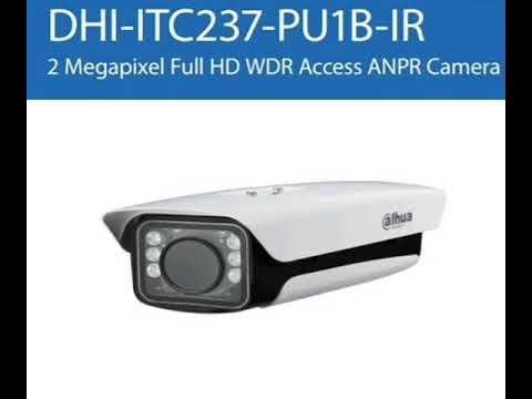 Dahua DHI-ITC237-PU1B-L 2 Megapixel ANPR IP Camera by Eye Tech Communication