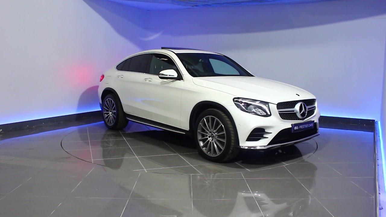 Mercedes-Benz GLC Class 2.0 GLC250 AMG Line (Premium) G-Tronic+ 4MATIC (s/s) 5dr video