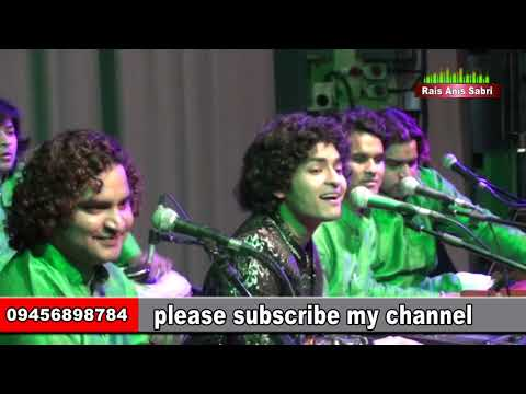 Bheegi Bheegi Palkon Se Tera Deedar Karon || Rais Anis Sabri