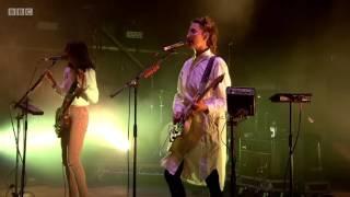 Warpaint - 'Heads Up' + 'Krimson' (Live 2017)
