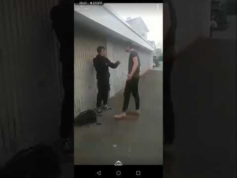 Schlägerei Video