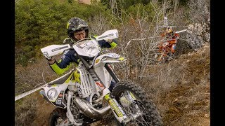HIXPANIA 2017 Main Race | Graham Jarvis Hard Enduro