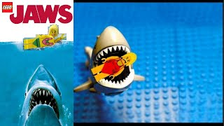 LEGO JAWS Shark Attack !
