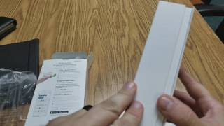 Unboxing the Nokia Temporal Thermometer (Thermo)