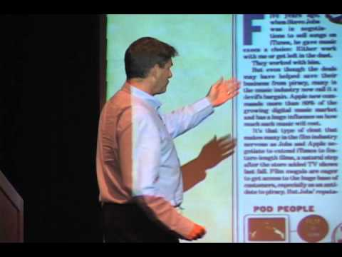 TEDxPenn - Peter Fader - The Lessons and Legacy of Napster