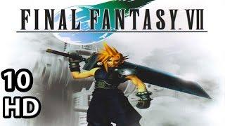 Final Fantasy VII || Junon Parade / Cargo Ship / Jenova Birth Boss /  Costa del Sol || Part 10