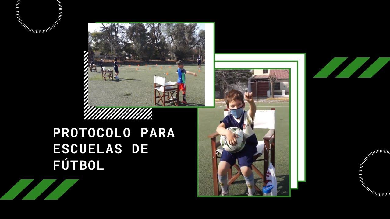 PROTOCOLO de Fútbol Freestyle | Departamento Santa María | DEPORTES