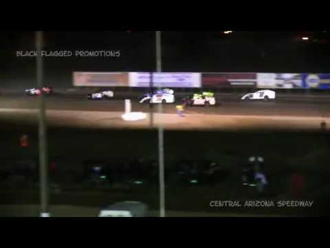 Central Arizona Speedway- Modified Main Feb 21st 2015